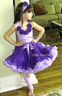 Юбки американки Фиолетовая лаванда
