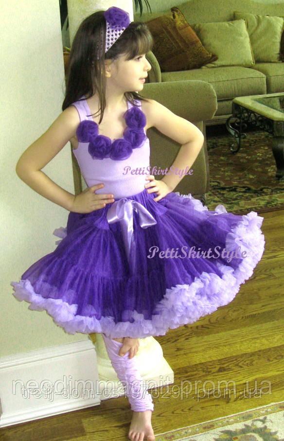 1f6e89a37f5 Юбки американки Фиолетовая лаванда - Моя доня в Одессе