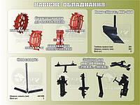 Навесное оборудование для мотоблока и мотокультиватора