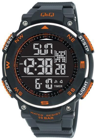 Наручные мужские часы Q&Q M124J802Y оригинал