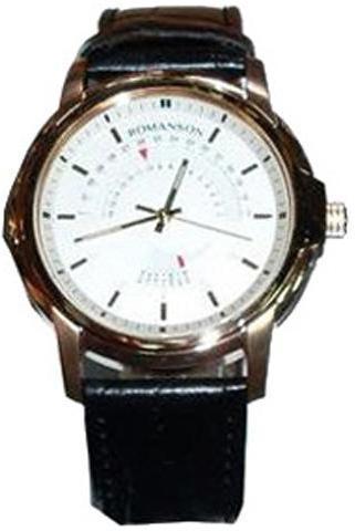 Часы Romanson TL2631CMRG WH