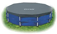 Тент для каркасного круглого бассейна Intex 28030