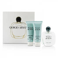 Giorgio Armani Acqua di Gioia SET (EDP 50ml + BODY LOTION 75ml + SHOWER GEL 75ml) (ORIGINAL)