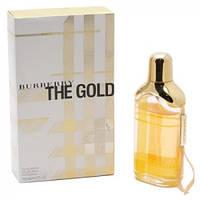 Женская парфюмированная вода Burberry The Gold 75 ml