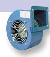 Радиальный вентилятор Bahcivan BDRS 120 60 с внешним роторным двигателем, гальванизированый корпус