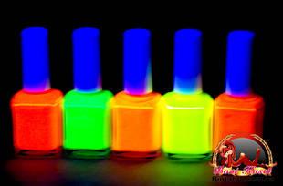 Флуоресцентный клей