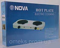 Электрическая настольная плита Hot Plate GH-9619 на 2 диска DJV /822 N, фото 1