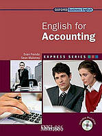 Учебник с диском Express Series English for Accounting, Sean Mahoney | OXFORD ()