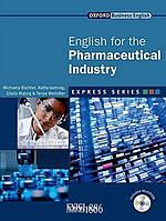 Учебник с диском Express Series English for the Pharmaceutical Industry, Michaela Buchler | OXFORD ()
