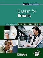 Учебник с диском Express Series English for Emails, Rebecca Chapman | OXFORD ()