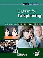 Учебник с диском Express Series English for Telephoning, David Gordon Smith | OXFORD ()