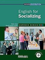 Учебник с диском Express Series English for Socializing, Sylee Gore | OXFORD ()