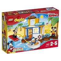 LEGO DUPLO Disney TM Домик на пляже 10827