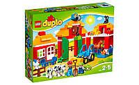 LEGO DUPLO LEGO Ville Большая ферма 10525