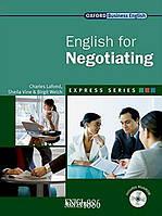 Учебник с диском Express Series English for Negotiating, Birgit Welch | OXFORD ()