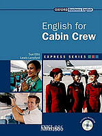 Учебник с диском Express Series English for Cabin Crew, Lewis Lansford | OXFORD ()