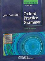 Книга с диском Oxford Practice Grammar Intermediate With Key Practice-Boost, John Eastwood   OXFORD ()