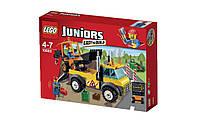 LEGO Juniors Грузовик для дорожных работ 10683