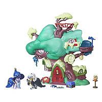 My Little Pony игровой набор (Библиотека Твайлайт Спаркл, библиотека золотой дуб), hasbro