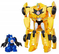 Трансформеры Бамблби и Стантвинг, Роботы под прикрытием (Transformers Robots In Disguise), Hasbro, фото 1