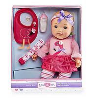 Большая кукла пупс в комплекте с одеждой и аксессуарами You & Me (16 inch Playful Baby Doll), 40 см