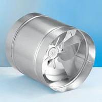 Вентилятор ОВ 250 канальный вытяжной осевой Fluger