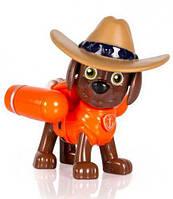 Зума-ковбой с механической функцией, Щенячий патруль, мини-фигурка, Paw Patrol
