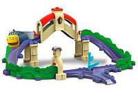 Игровой набор Брюстер в тоннеле, Chuggington