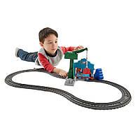 Игровой набор паровозик Томас Крушение в доках (TrackMaster Demolition at The Docks) Thomas & friends, Fisher-Price