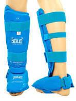 Защита голени с футами EVERLAST 3958-В синяя