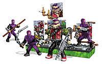 """Конструктор Черепашки Ниндзя """"Коллекционный набор Бибоп"""" (Collectors Bebop Villain Pack), Mega bloks"""