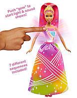 Кукла Barbie Принцесса из Дримтопии, Радужное сияние, Barbie, Mattel