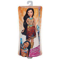 Кукла принцесса Покахонтас (Disney Princess Royal Shimmer Pocahontas Doll) hasbro