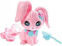 Любимец Barbie серии Сказочно-длинные волосы, розовый кролик, Barbie, Mattel