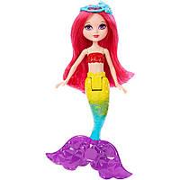 Мини-кукла Барби Русалочка радужная, Barbie, Mattel