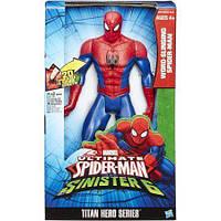Человек паук говорящий (Marvel Titan Hero Series Electronic Spider  Man),30см, Hasbro