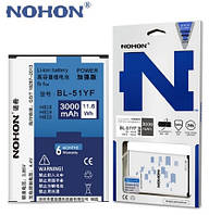 Аккумулятор Nohon BL-51YF для LG (ёмкость 3000mAh)