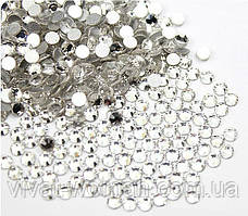 Стрази Crystal SS20 (5,0 мм) холодної фіксації. Ціна за 144 шт