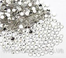 Стразы Crystal SS34 (7.0-7.3 мм) холодной фиксации. Цена за 1 шт