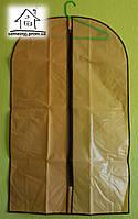 Чехол для одежды 100х60 см на молнии 002