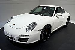 Боковые накладки порогов TechArt  для Porsche 997 (997.504.464.00)