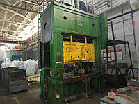 Пресс листоштамповочный двухкривошипный КА-3732