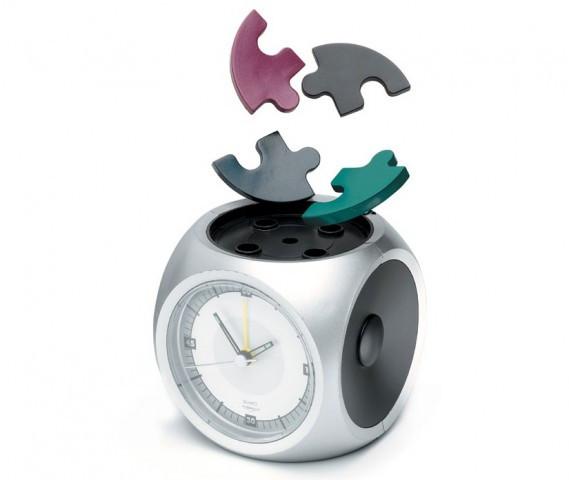 Оригинальные часы и будильники