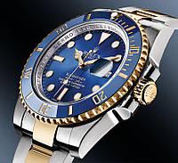 Часы механика Rolex Submariner Blue ААА класс