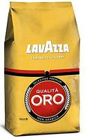Кофе в зернах Lavazza Qualita Oro 1000 g.(Новый дизайн)