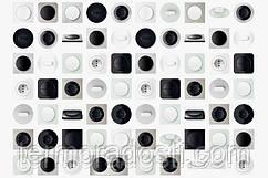 Berker (Serie Glas, R. Classic, Q.3, R.3, R.1, Q.1, S.1, B.3, B.7 Glas, K.1, K.5)