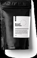 """Кофе в зернах """"Tuffler Brazil Santos"""" 100 г."""