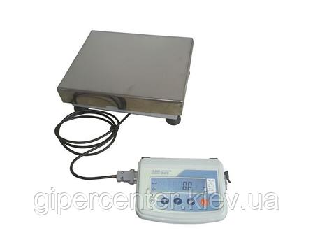 Весы лабораторные электронные ТВЕ-300-5 до 300кг точность 5г, фото 2