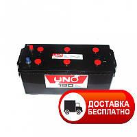 Аккумулятор 6CT-190 Ah EN 1250A (3) UNO
