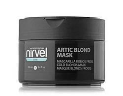 Маска для поддержания холодных оттенков блонд Nirvel Artic blond mask, 250мл